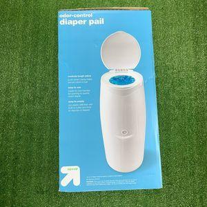 Up & Up Odor Control Nursery Diaper Pail
